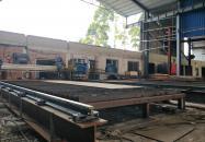 剪板割板机器