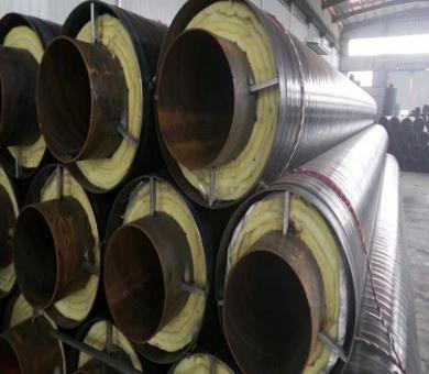 聚氨酯保温螺旋钢管
