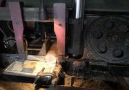 圆钢、管材加工分零