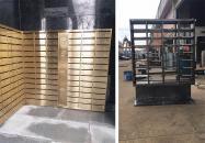 不锈钢柜和不锈钢架