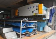 钢板加工机器