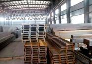 工字钢货场照片